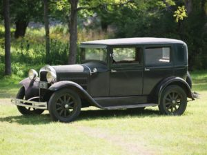 Cars of Special Interest - 1929 Essex - Dennis G Koch and Associates, LLC - Certified Public Accountant - Quincy, IL